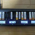 16本充電器