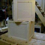 ランドリーボックスの製作7