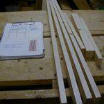 ランドリーボックスの製作1