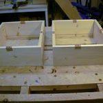 ランドリーボックスの製作4
