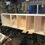 次女の食器棚作り。部材揃えが続く。頑張らねば!