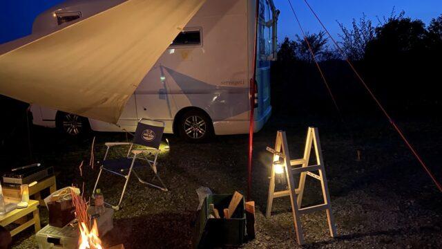 キャンプサイト10