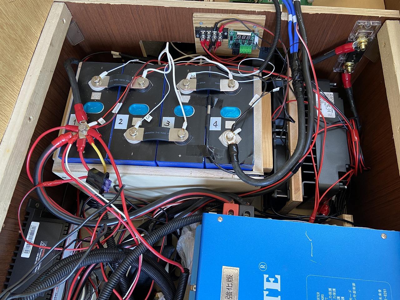 リチウムバッテリー交換12