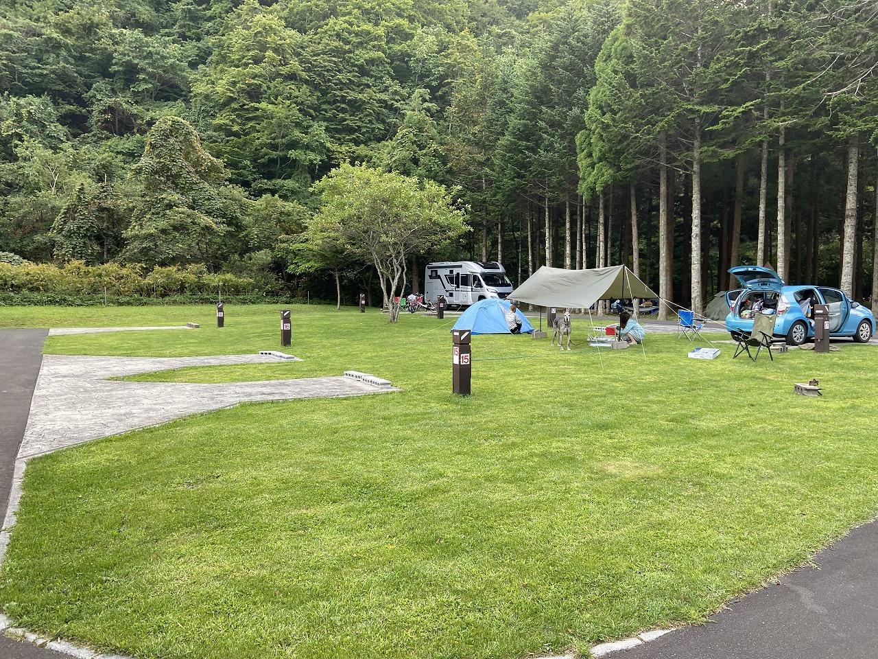 戸井キャンプ場7