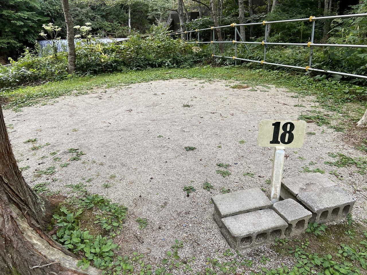 戸井キャンプ場2