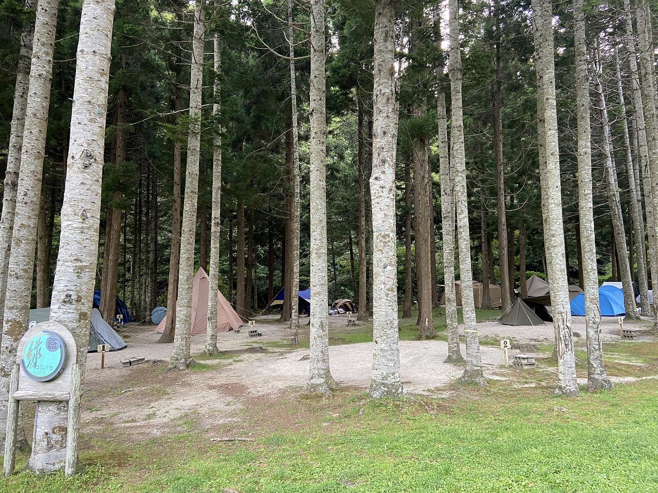 戸井キャンプ場1